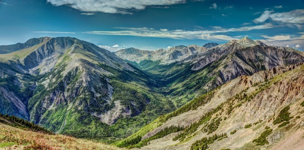 Hope Pass Colorado Photo By Carey Martin