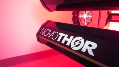 Novothor Whole Body Light Pod Review Day-2